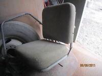 SIEGE DE CAMION GRUNMUN / GRUNMUN TRUCK SEAT