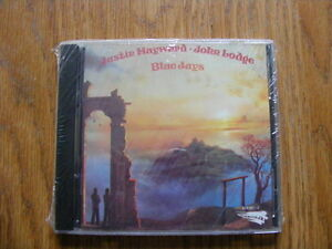 "FS: 1987 (Moody Blues) Justin Hayward & John Lodge ""Blue Jays CD"
