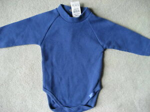 BRAND NEW Long Sleeve Onesie - Royal