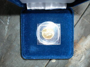 CANADIAN 2 DOLLAR GOLD PIECE Kitchener / Waterloo Kitchener Area image 2