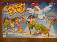 Jeu Chicken limbo