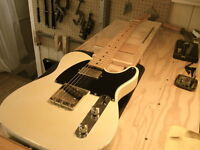 GLEBE GUITAR REPAIR 4th year in Ottawa!! New pictures added.