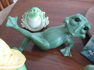 Solid Rock Ornament Frogs etc Peterborough Peterborough Area image 6