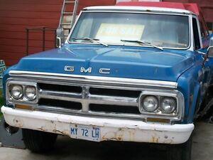 1972 GMC longhorn