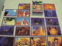 Disney's Aladdin Non-Sports Cards Set