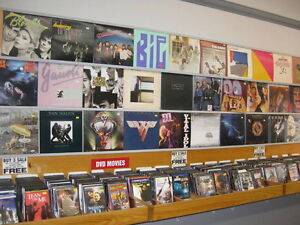 MVP pays CA$H for Blu-Rays+DVDS+CDS+Vinyl Records-Rock+Blues London Ontario image 2