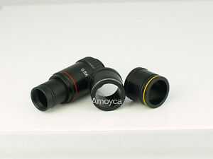 0-5X-C-mount-microscope-adapter-relay-lens-23-2mm-30mm-30-5mm-eyepiece-camera