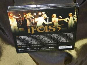 COFFRET 1 FOIS 5 CD + DVD City of Montréal Greater Montréal image 2