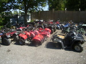USED ATV PARTS ~SHIP ANYWHERE IN CANADA~ Recycling ~ Salvage London Ontario image 2