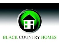 BLACK COUNTRY HOMES- DOUBLE & SINGLE ROOMS TO LET IN THE WEST MIDLANDS!