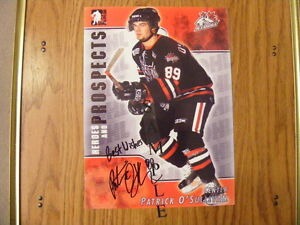 FS: 2004-05 OHL (Ontario Hockey League) Autographed Photos London Ontario image 2
