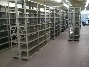 Steel Shelving - commercial grade shelving - Kwikerect brand Ottawa Ottawa / Gatineau Area image 3