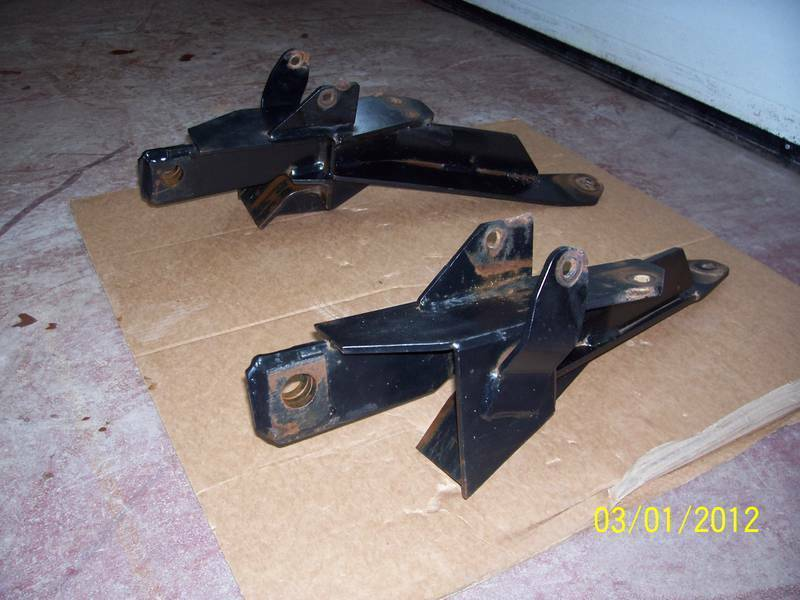 Fisher Plow Brackets | Other Parts & Accessories | Moncton ...