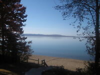 """Bella Vista"" - Lake Superior Cottage rental"