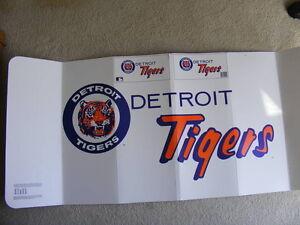 "FS: 1987 ""Detroit Tigers"" Auto Sun Shield Shade London Ontario image 1"
