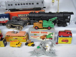Collector Looking for OLD Lionel Trains, Matchbox, Dinky Toys London Ontario image 3
