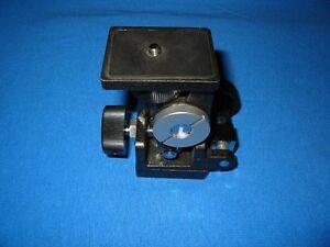 Celestron Deluxe Tripod Slow Motion Controls 93804 neuf