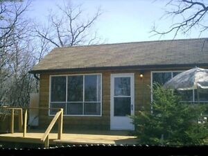 Lakeview Cabin For Rent in Steep Rock