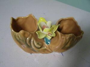 Vintage Flower planter/vase