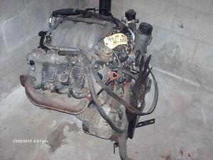 """MERCEDES """"ML 320"""" ENGINE"""