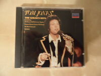 Tom Jones The Golden Hits Cd