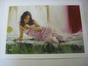 'Quiet Morning' Limited Edition Giclee on Art Paper By Vidan Strathcona County Edmonton Area image 2