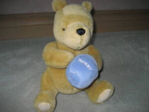 BRAND NEW - GUND CLASSIC POOH MUSICAL PLUSH TOY
