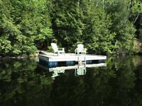 Cottage for rent, Lac Long, East Bolton Qc  (Eastern Townships)