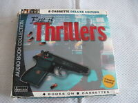 Best Of Thrillers Books On Tape