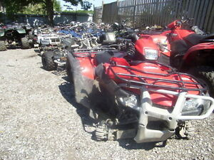 USED ATV PARTS ~SHIP ANYWHERE IN CANADA~ Recycling ~ Salvage