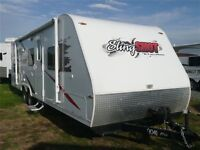 2009 Slingshot by Crossroads 30BH..**REDUCED !!!!**3,886 LBS;