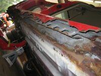 ROCKERS FIXED  BODY WORK/PAINT on CAR TRUCK CHEAP TRURO