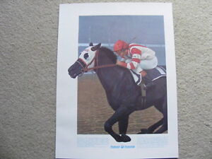 FS: 1972 Sandy Hawley The Prudential Collection Print London Ontario image 1