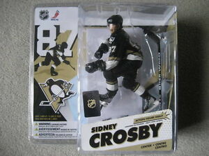 BRAND NEW - NHL - Sidney Crosby - Action Figure Debut