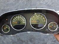 Speedometer/gauges for jeep