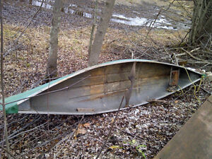 Looking to buy any old canoes
