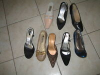 SHOES, SHOES SIZE 8
