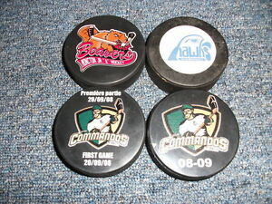 Moncton and Area Team Pucks