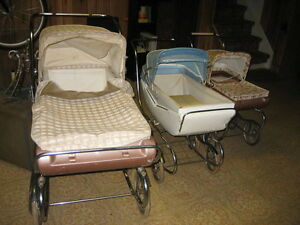 Collectable 2-Doll Buggies