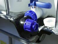Ibc-adattatore Angolo Pe Per Collegamento Di Cestino Per L'acqua, -  - ebay.it