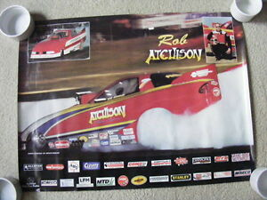 "FS: Rob Atchison's 1997 Pontiac Firebird ""FUNNYCAR"" Promo & Aut"