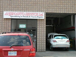 Honda And Toyota Repairs