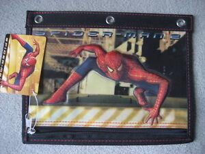 BRAND NEW Spiderman Pencil Case