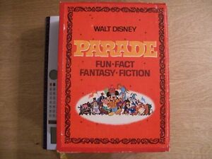 Walt Disney parade fun-fact-fantasy-fiction -1970