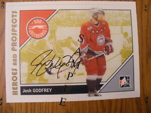 "FS: 2007-08 CHL (Canadian Hockey League) ""Autographed Photos London Ontario image 3"