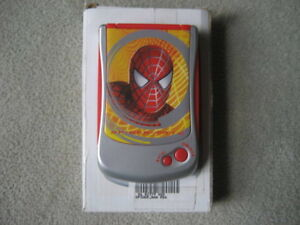 BRAND NEW - SPIDERMAN PERSONAL DIGITAL ORGANIZER