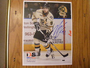 """FS: 2009-2010 London Knights """"Autographed"""" Player Photos London Ontario image 5"""