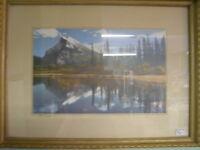 Mountain Scene Picture