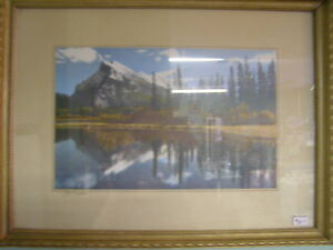 Mountain Scene Picture