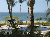 FOR SALE - Beachfront Condo - Los Ayala, Nayarit, Mexico